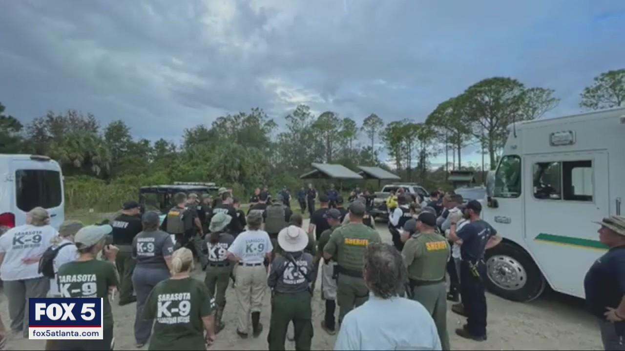 Brian Laundrie manhunt intensifies at wildlife reserve south of Tampa