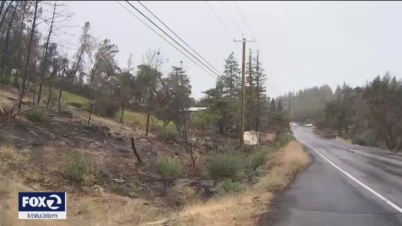 Despite drought, flooding could be problem in Napa