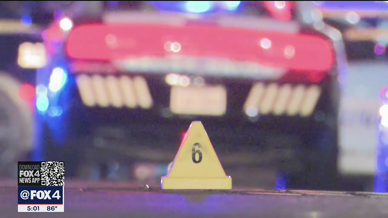 Innocent bystander shot in head during Uptown Dallas shootout