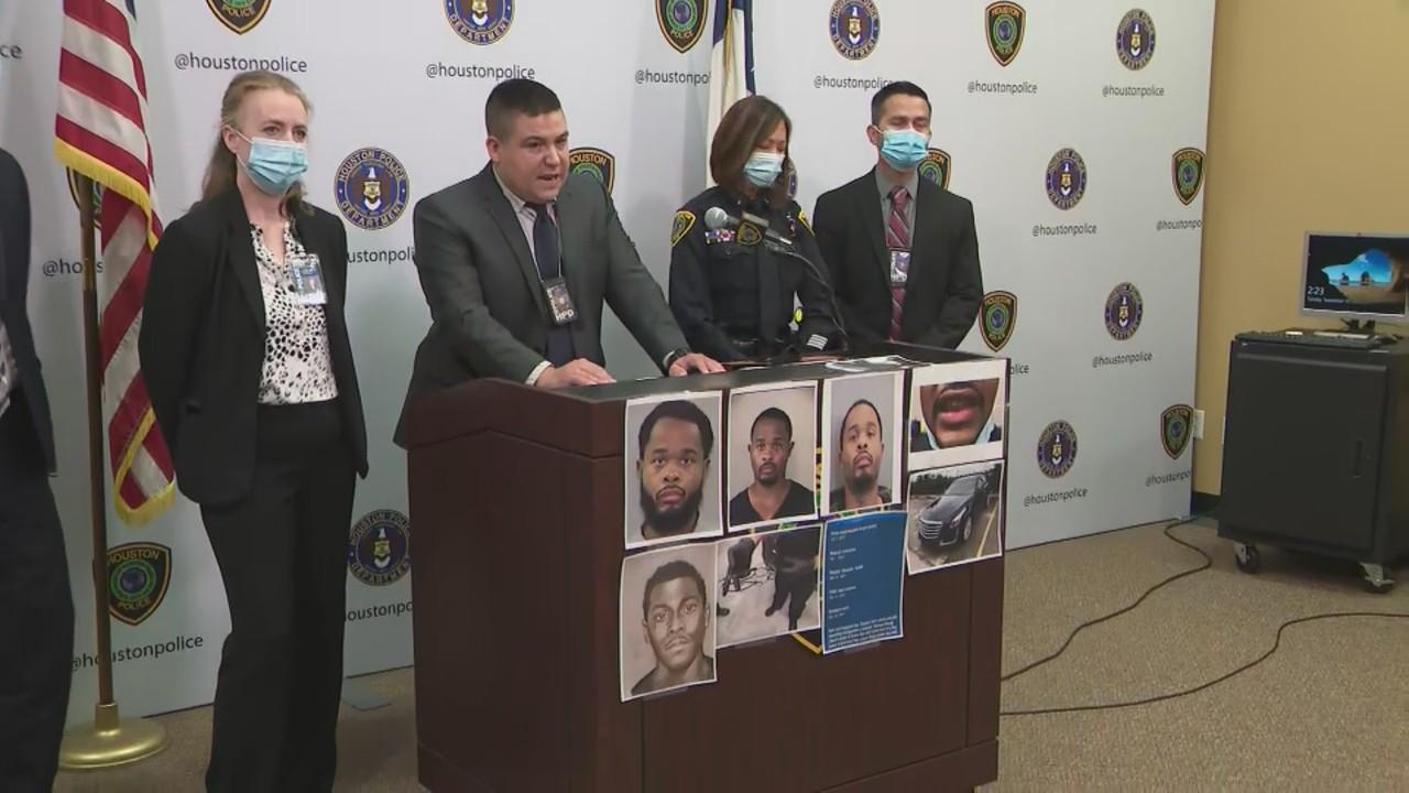 HPD discusses serial sexual assault suspect