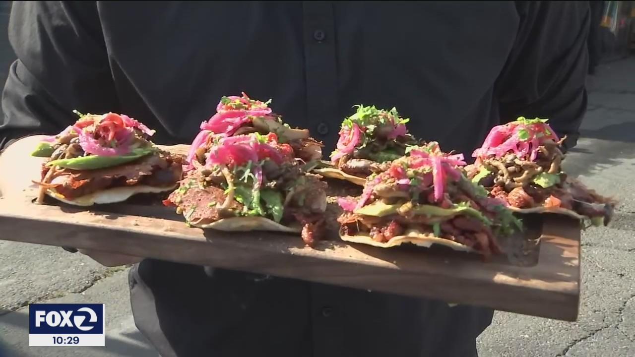 Latino community's food trucks part of Roseland District's revitalization
