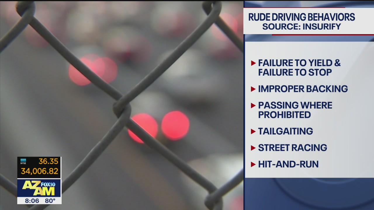 Study finds Flagstaff has rudest drivers in Arizona