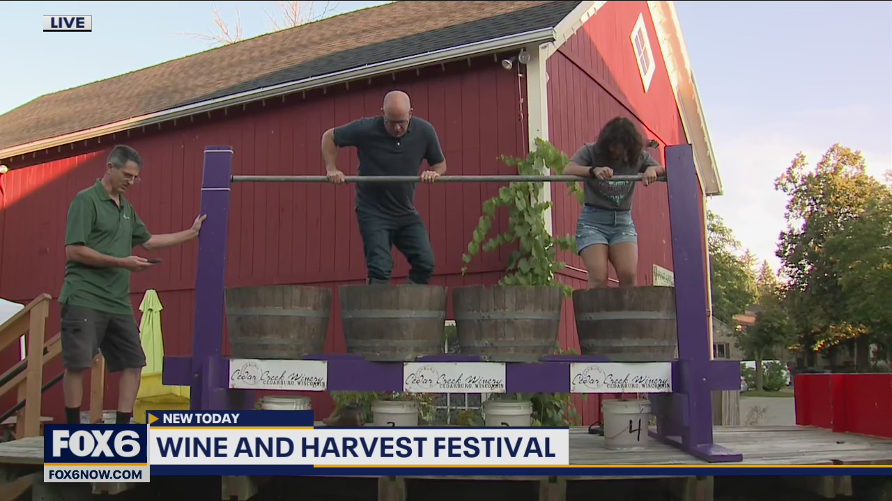 Cedarburg Wine & Harvest Festival