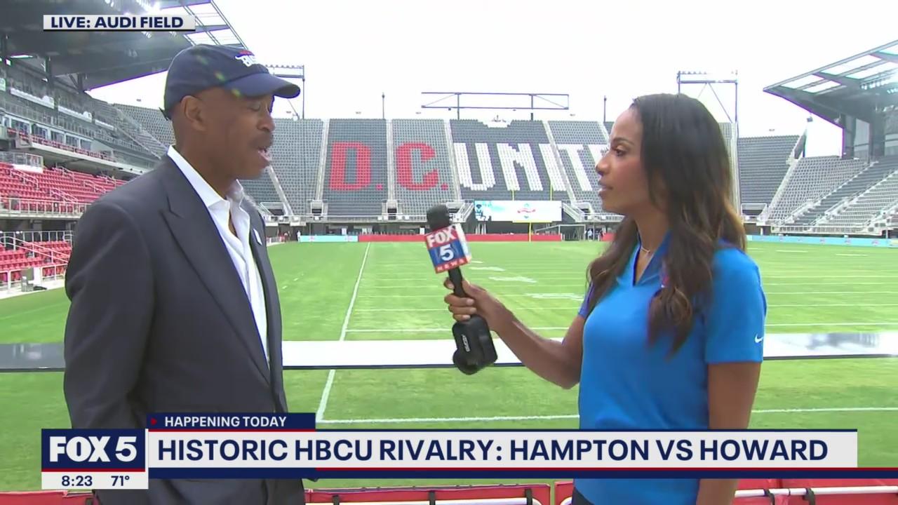 Howard, Hampton rivalry renewed