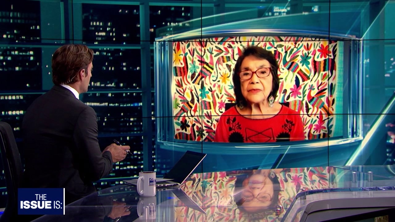 The Issue Is: Dolores Huerta