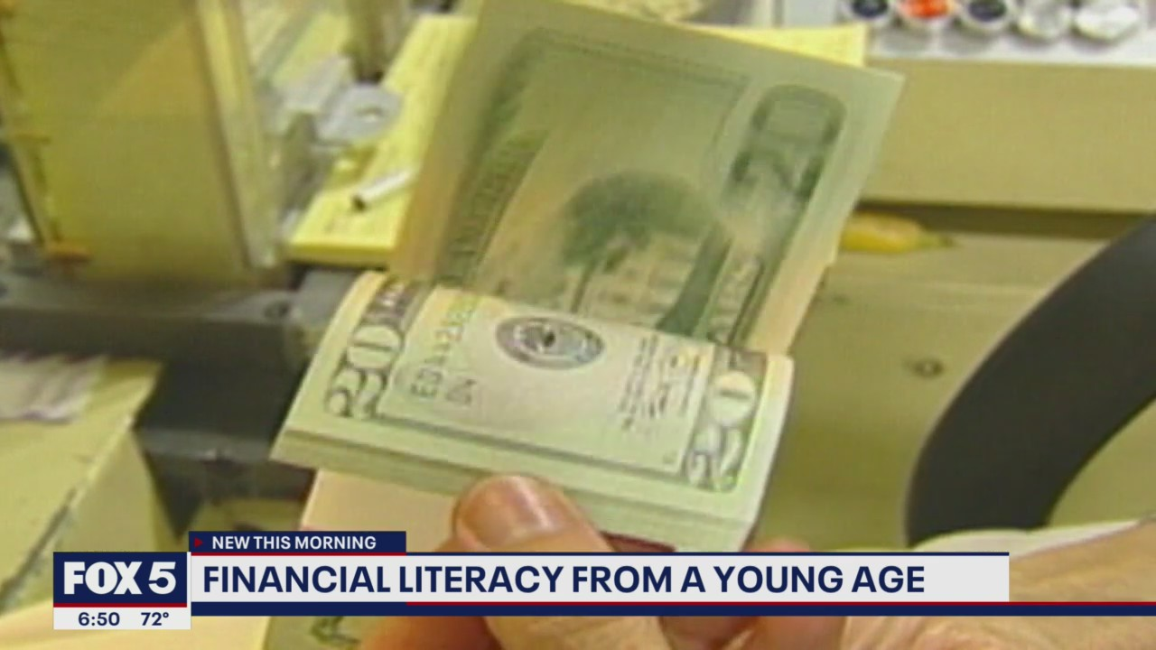 Financial Literacy  - cover