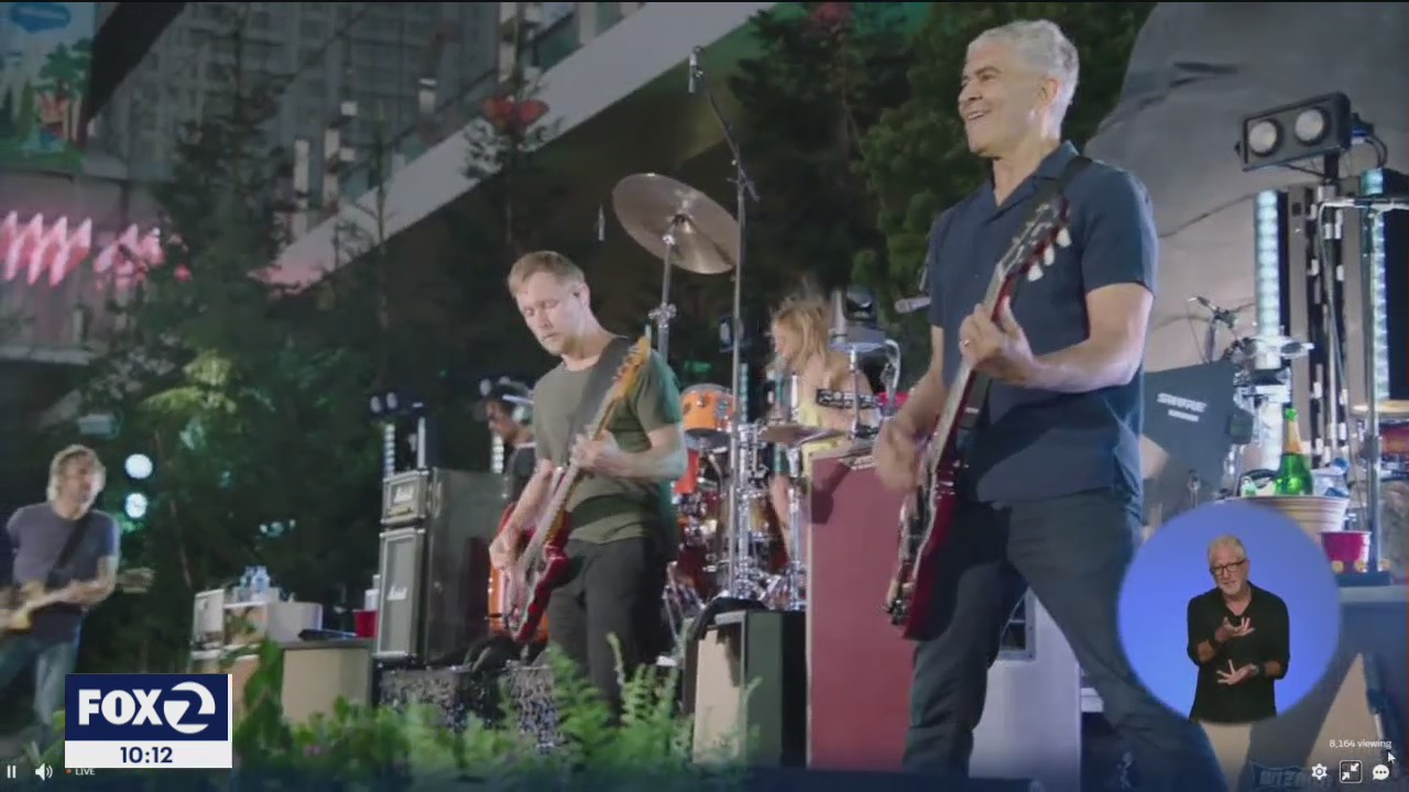 Foo Fighters ignite Dreamforce crowd on Day 1