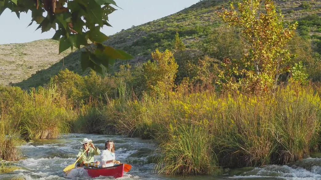 Austin Travels talks about exploring Devils River