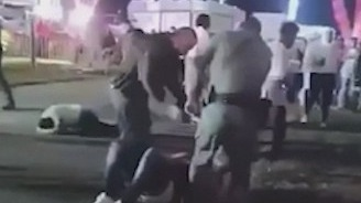 Law enforcement issue warning after fight breaks out at county fair