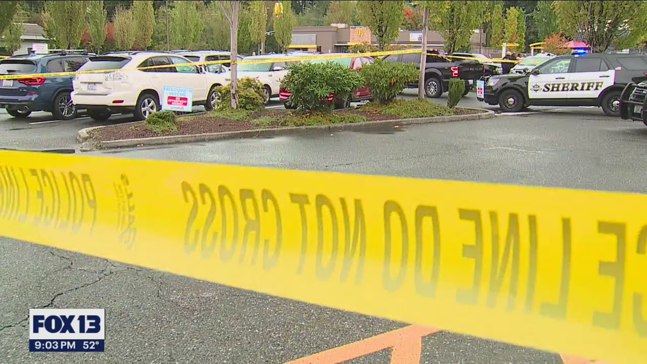 Person shot by law enforcement in Snohomish County