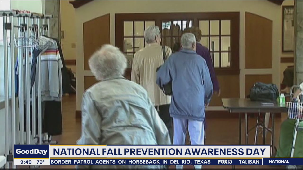 National Fall Awareness Day a reminder that falling is preventable