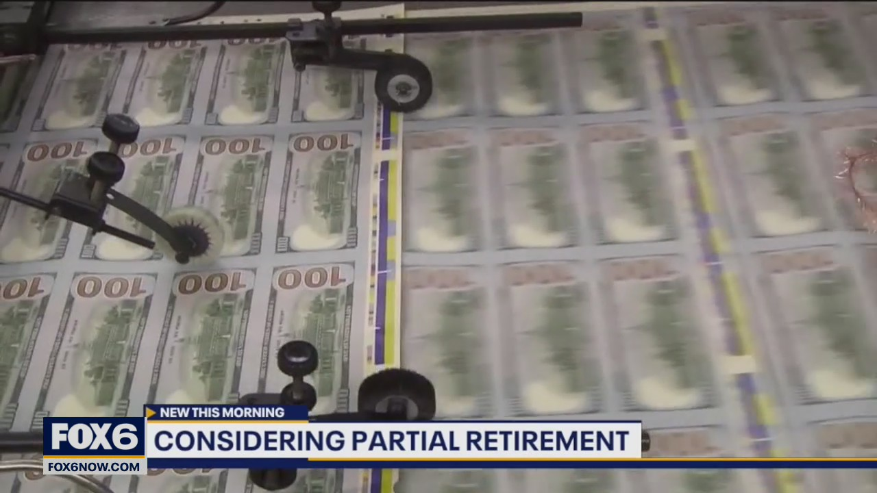Why to consider a partial retirement