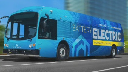 Capital Metro getting nearly 200 new electric buses