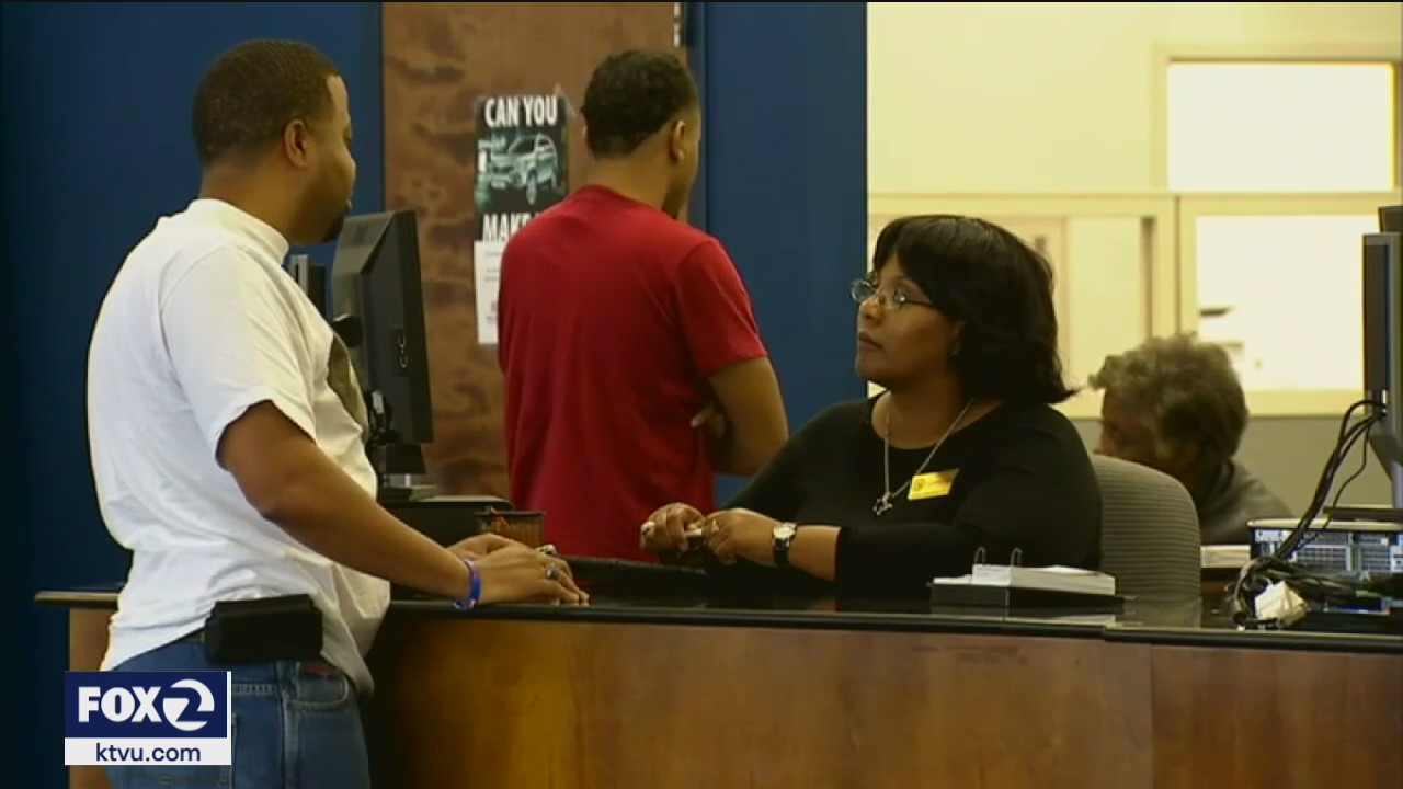 Jobless claims sharply rose in California last week