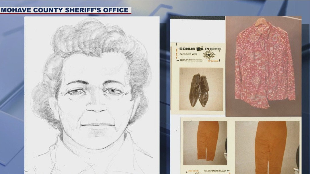 New sketch released in Mohave County cold case