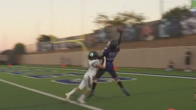 T'wolves long TD pass in final seconds shocks G'town in wild finish