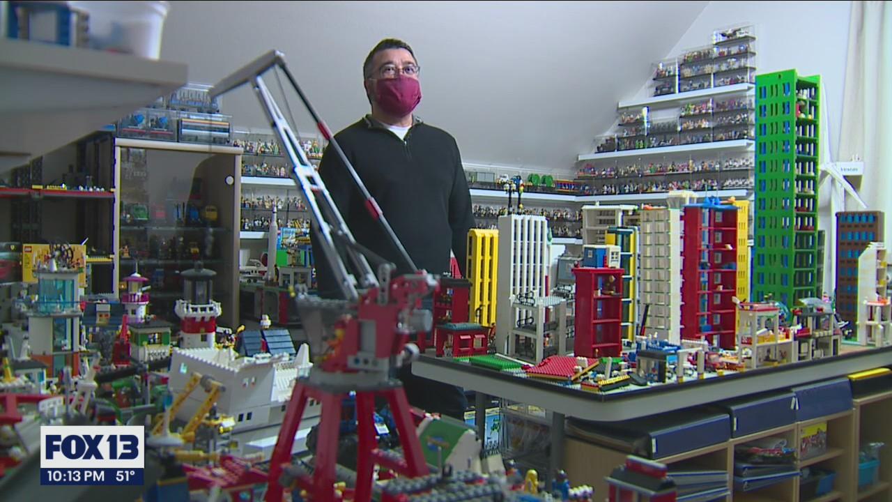 Investigation into hundreds of stolen Legos
