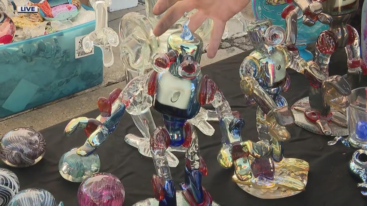 Cool Art at the Funky Ferndale Art Fair