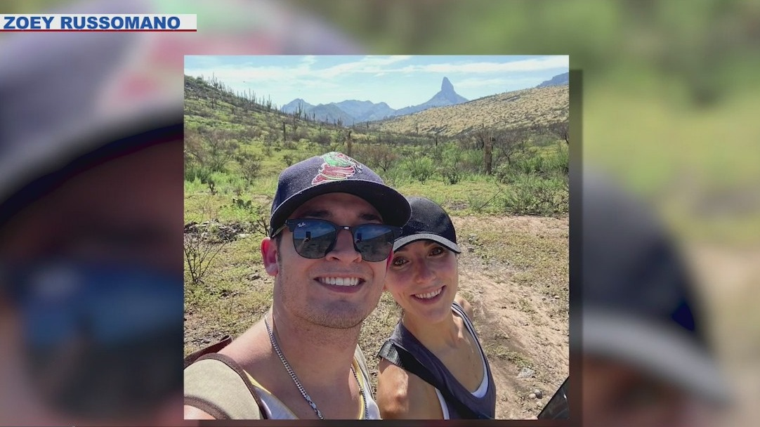 Family in mourning after New Jersey man died while hiking in Arizona