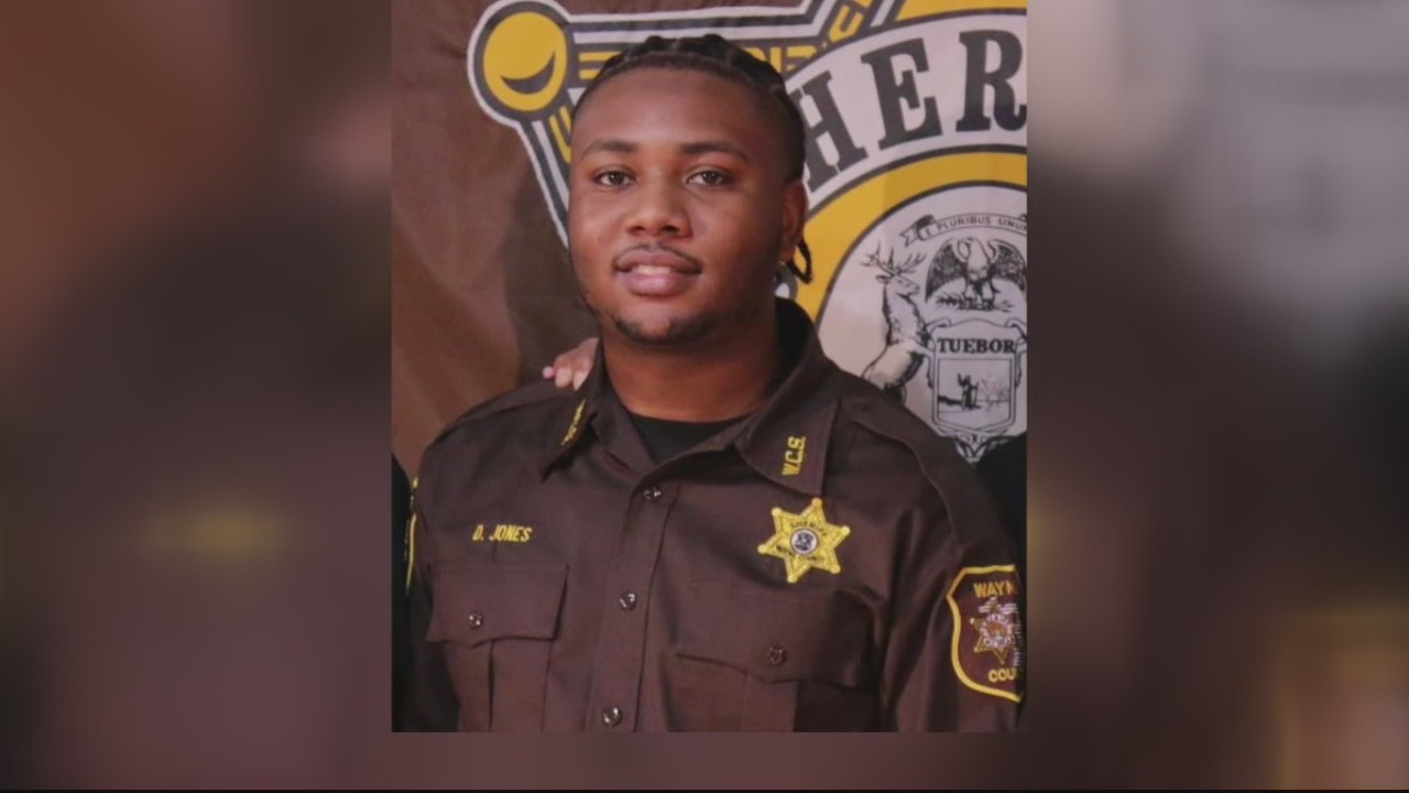 """""""Heartwrenching scenario"""": Wayne County deputy killed just hours after getting off work"""
