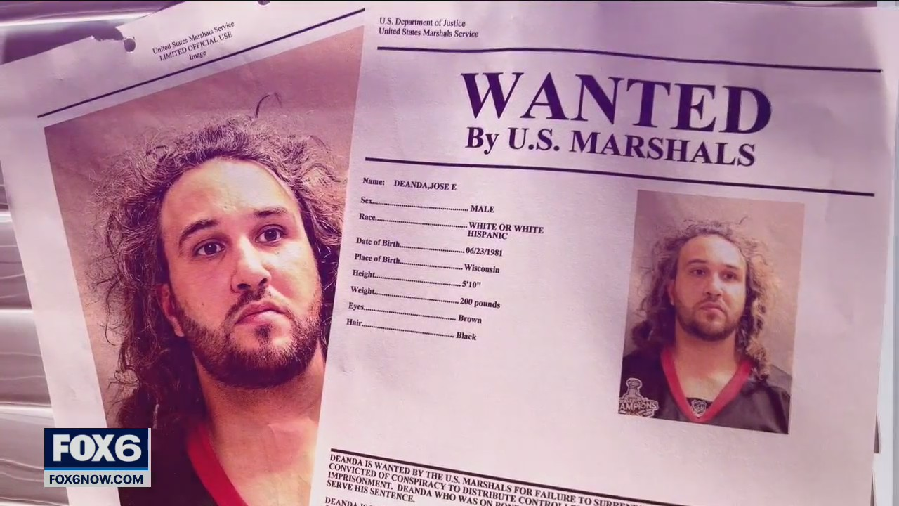 Wisconsin's Most Wanted: Jose Deanda