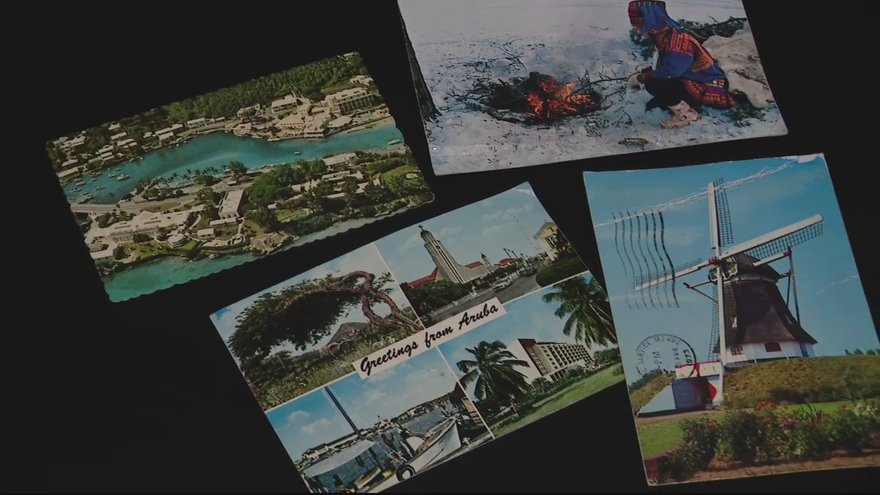 Royal Oak couple gets postcards from the 1970s in mail, looks for rightful owner