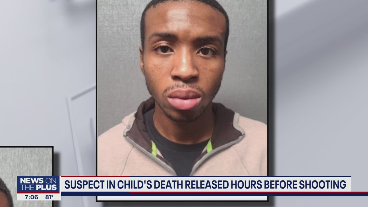 Suspect in Prince George's County 8-year-old's death reportedly released shortly before shooting