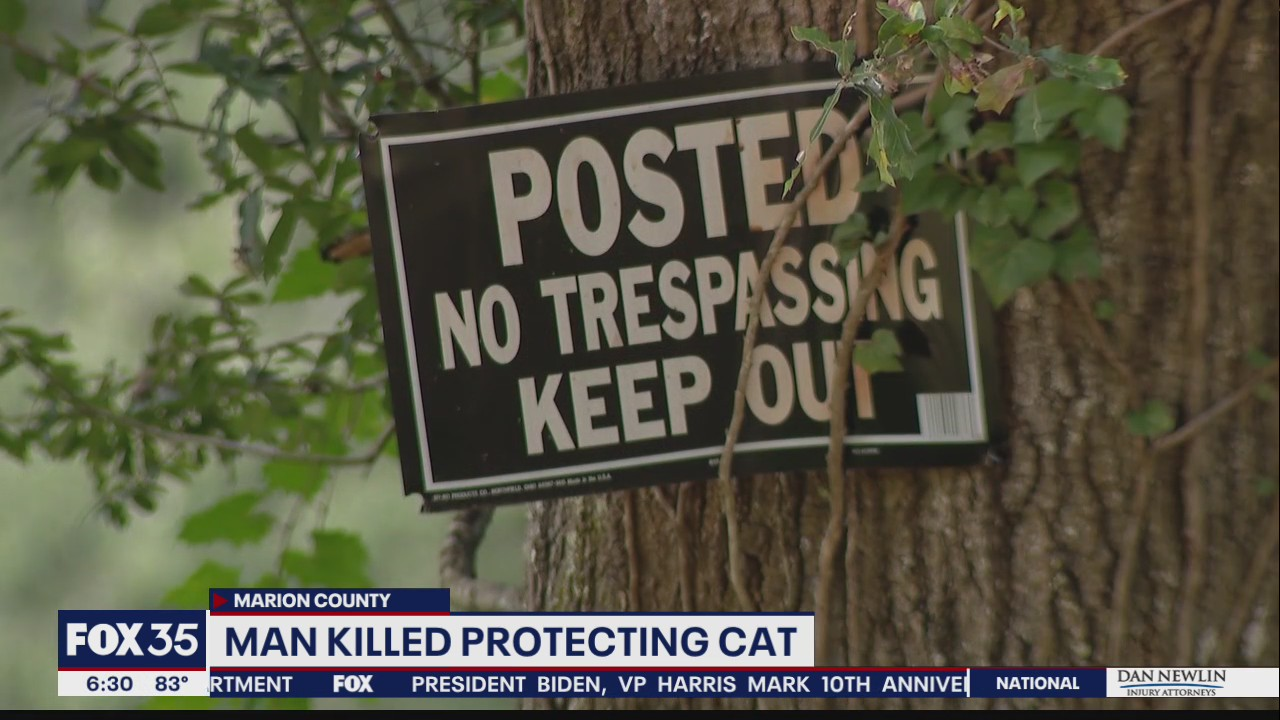 Florida man kills neighbor whose cat wandered onto property, deputies say