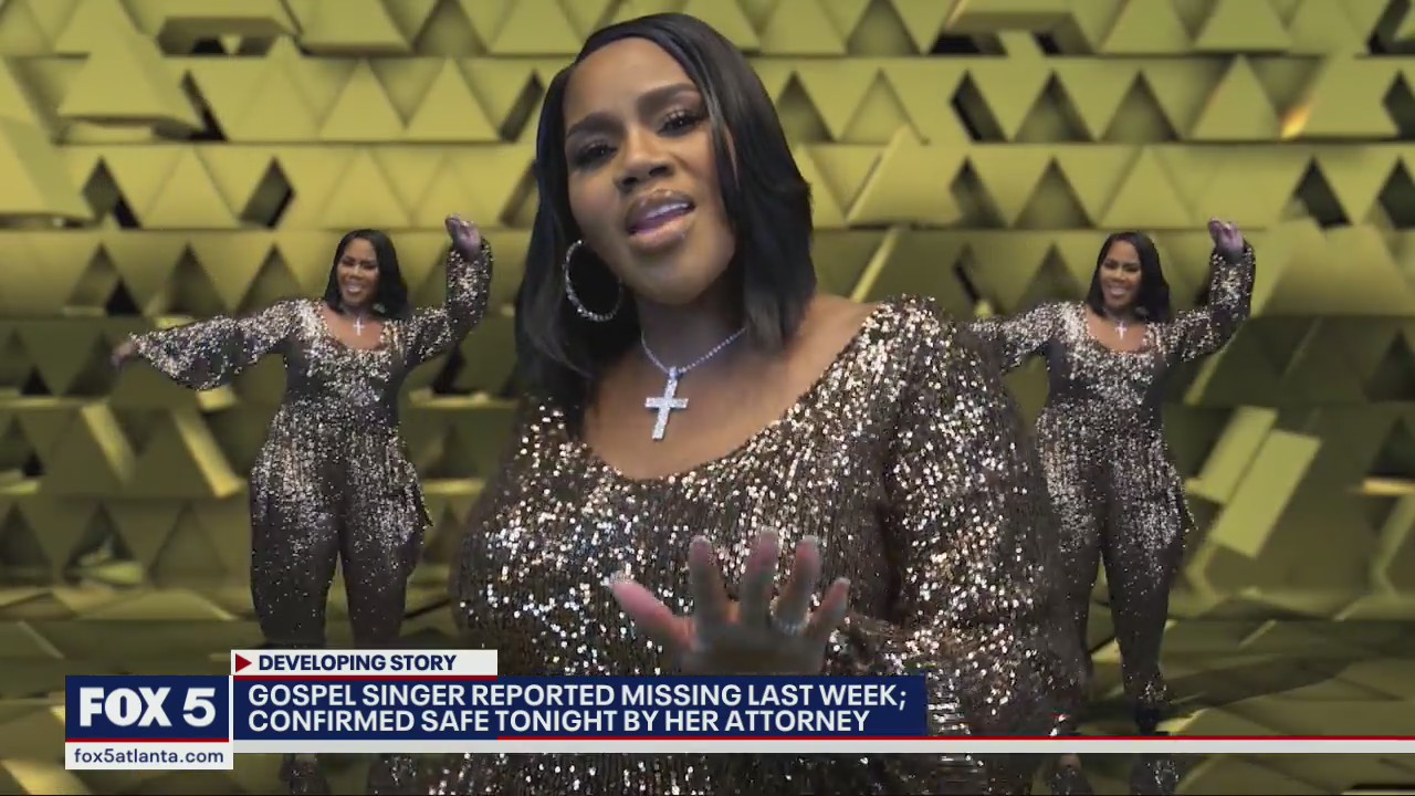 Singer Kelly Price is not missing, attorney says