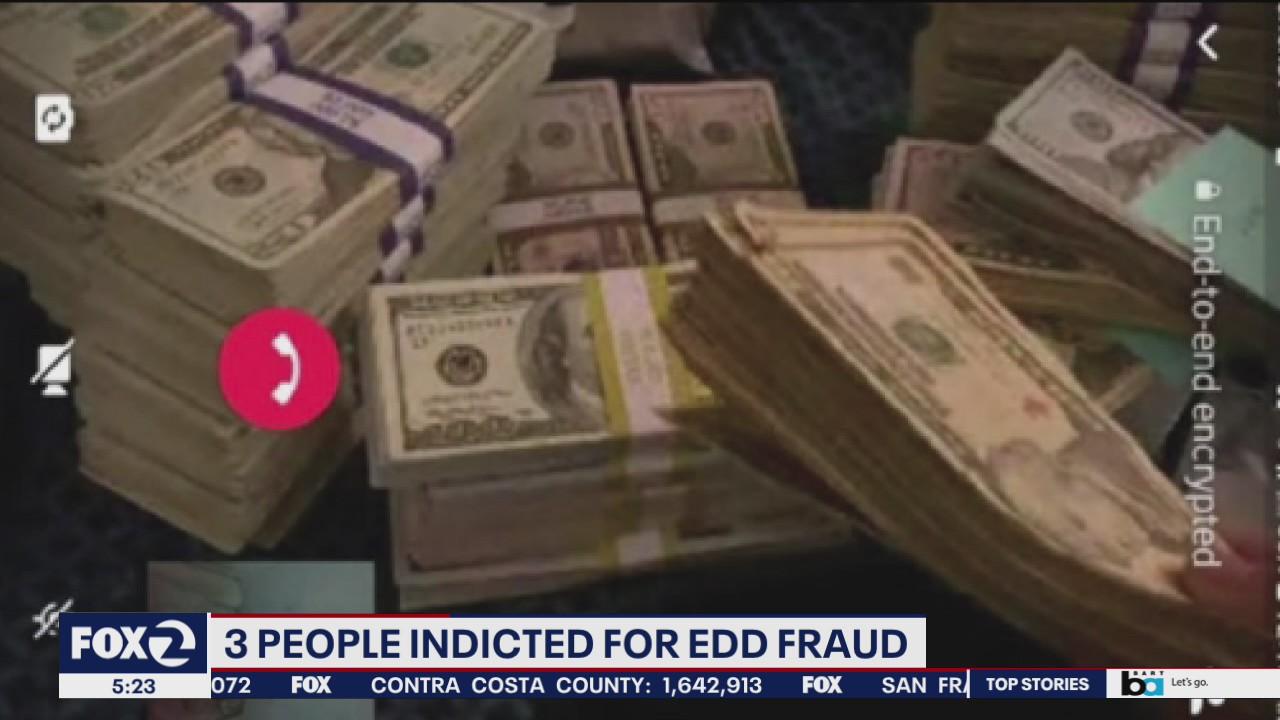 California trio files $2M in fake EDD claims to buy Audi, new home