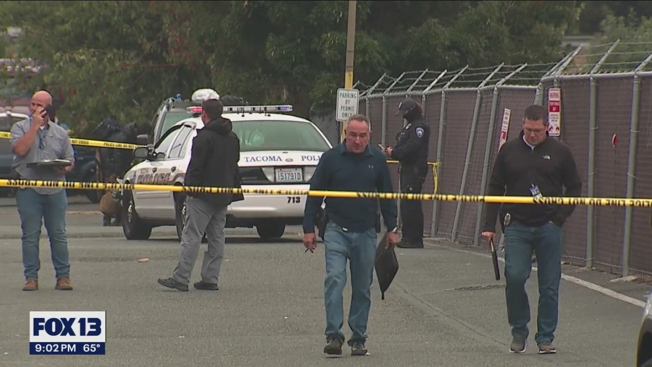 """""""That's just unacceptable,"""" Tacoma councilmember speaks on 3 fatal shootings in 72 hours"""
