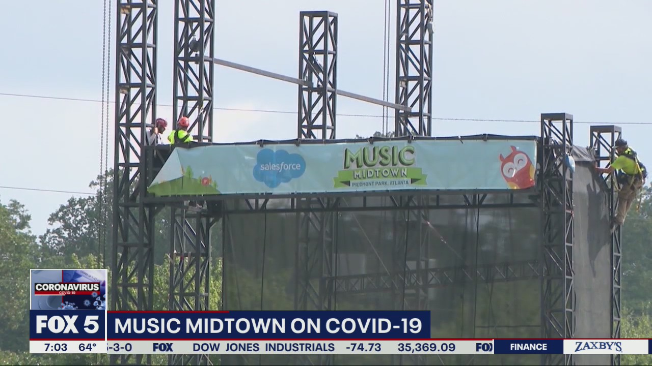 Music Midtown preparing to distribute free passes during vaccination clinic