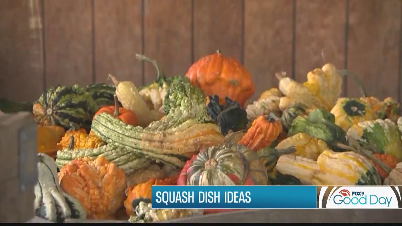 Squash season arrives: 3 easy dish ideas with Omaur Bliss