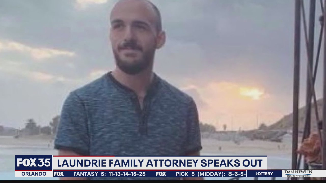 Laundrie family attorney speaks out
