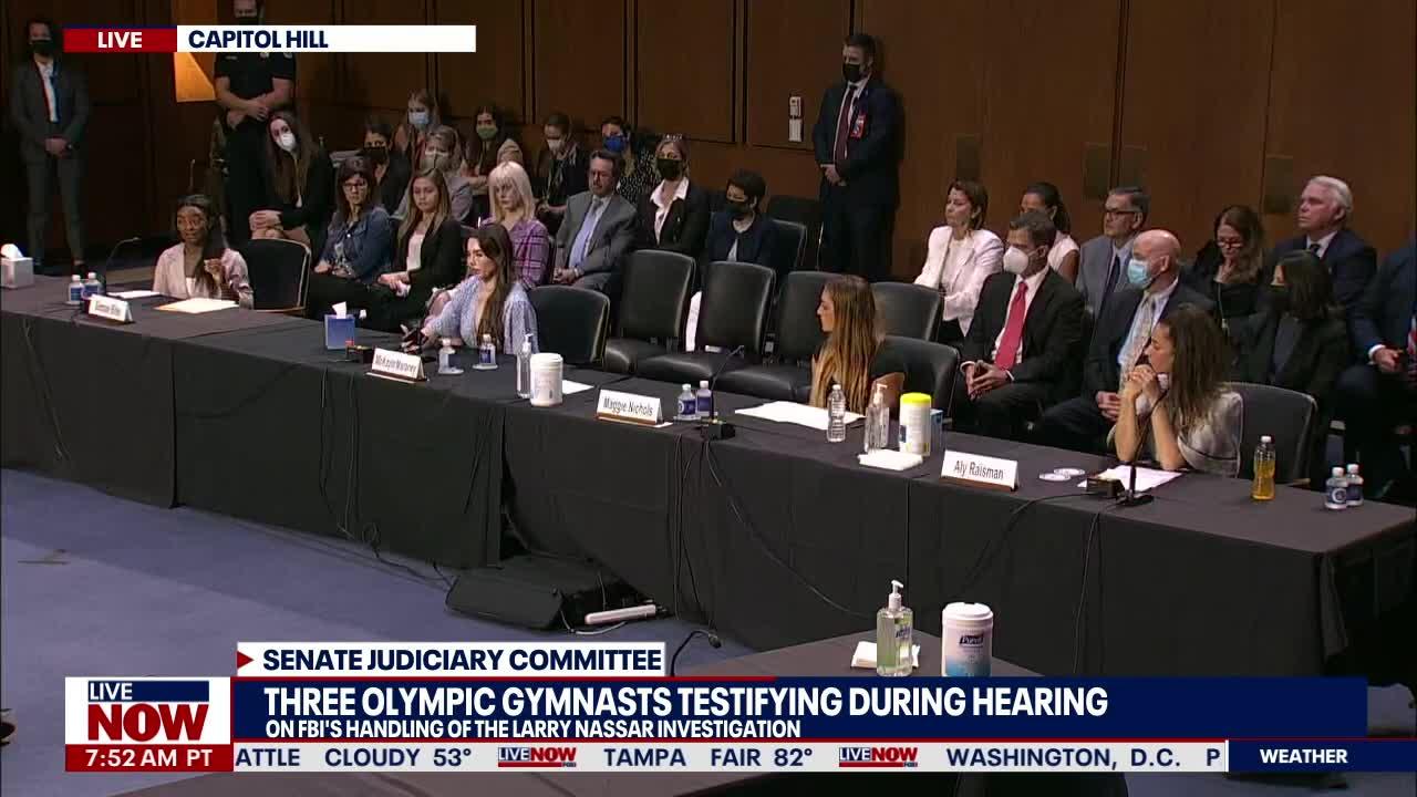 Olympic gymnast McKayla Maroney: FBI lied about Nassar statements