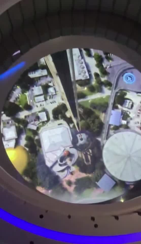 Space 220: Elevators take guests 220 miles above Earth to Centauri Space Station