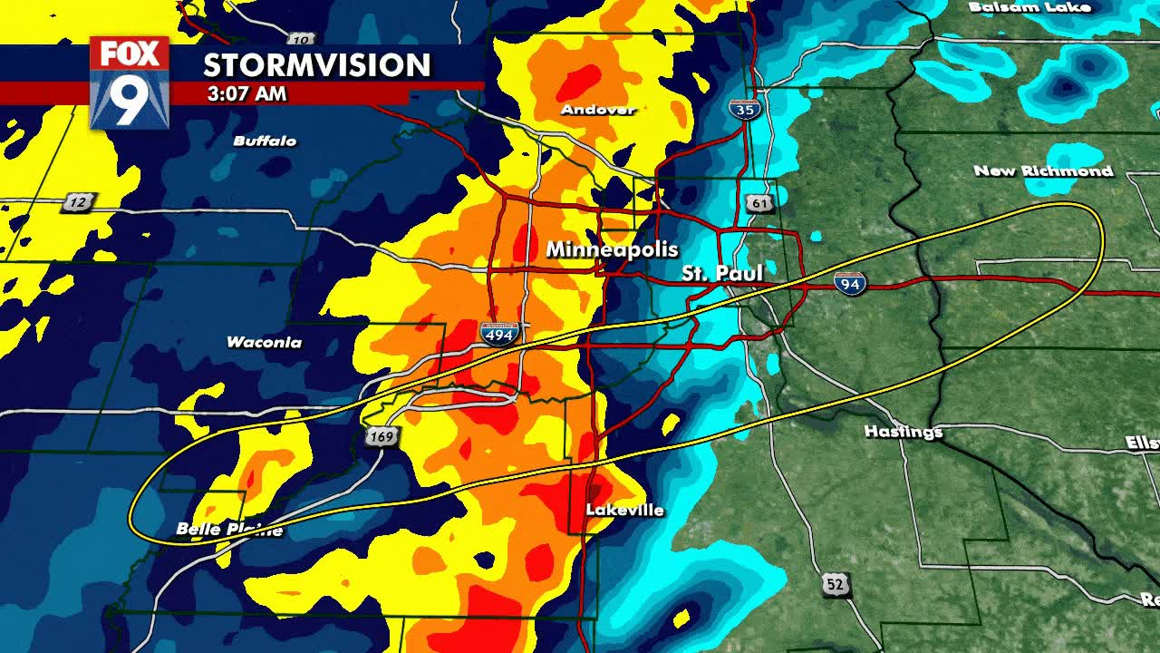 3 EF0 tornadoes confirmed in south metro early Friday morning